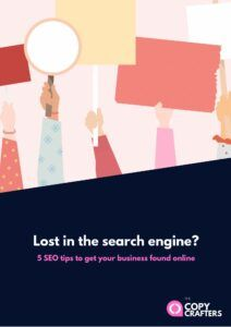 FREE SEO guide for small business owners